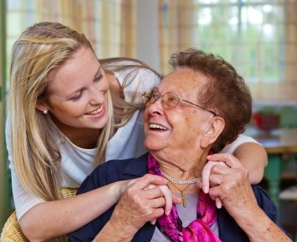 Bringing Joy to the Elderly